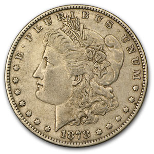 1878 Morgan Dollar 7 TF Rev of 79 XF-40 (VAM-220, Tripled R)